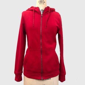 Reebok Red Hoodie
